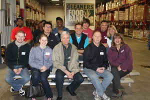 Pyramid Solutions Gives Back @ Gleaners Food Bank