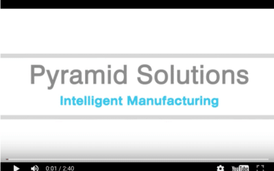 Intelligent Manufacturing – MES Solutions Video