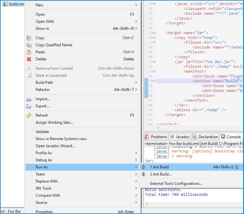 Developing IBM Content Navigator Plug In Basics