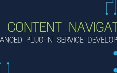 IBM Content Navigator: Advanced Plug-in Service Development