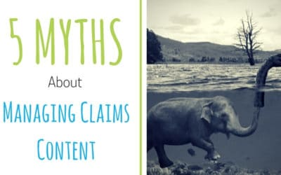 5 Content Management Myths Every Insurance Provider Should Know