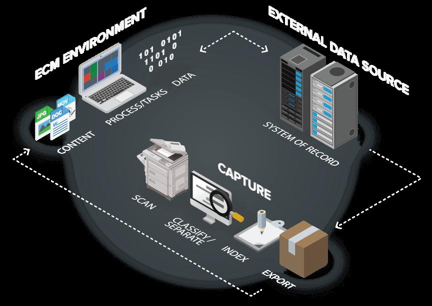 Enterprise content management software vendors