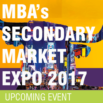Mortgage Bankers Association Secondary Market Conference 2017