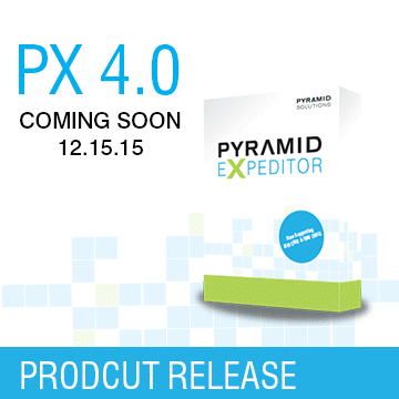 Pyramid eXpeditor 4.0 Release