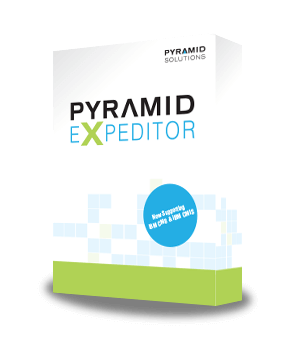 Pyramid eXpeditor for IBM Case Manager