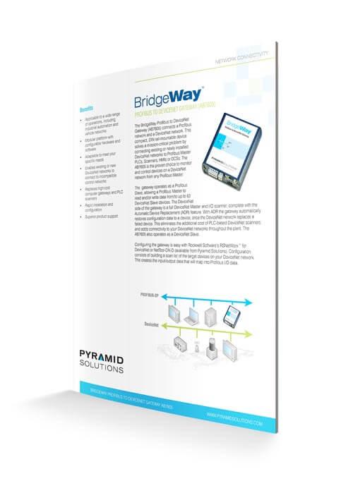 PROFIBUS to DeviceNet Gateway