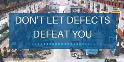 Don't Let Defects Defeat You