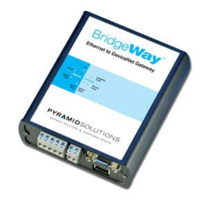 Ethernet to DeviceNet Gateway