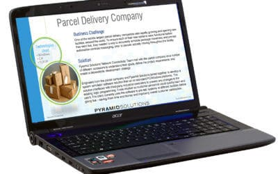 Parcel Delivery Company Simulates and Tests Package Movements
