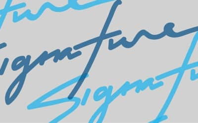 Electronic Signatures Narrowing Gap in Closing Table Process