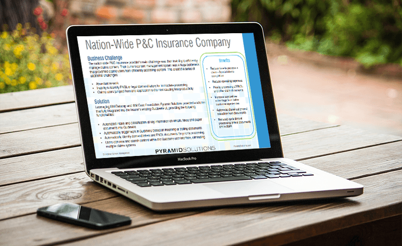 Insurance Provider Extends Guidewire Functionality to Improve Claims Process