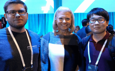 Senior Systems Engineers Steal the Spotlight at IBM Watson Developer Conference