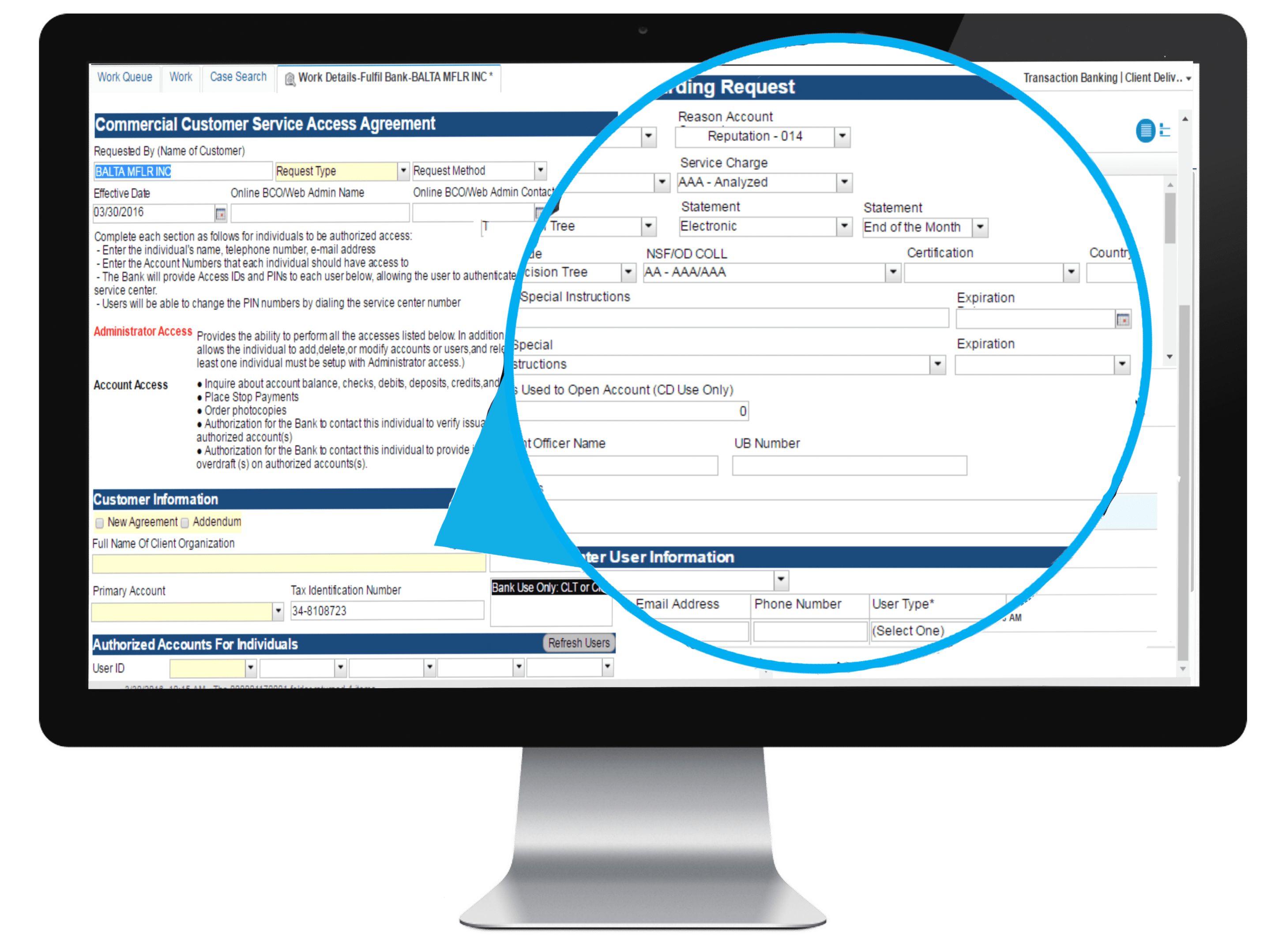 Client Onboarding Software Intake Forms