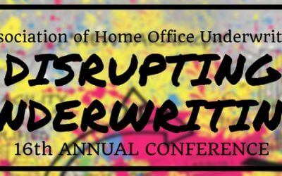 Disrupting Underwriting at the AHOU Annual Conference