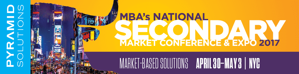 MBA's National Secondary Market Conference and Expo