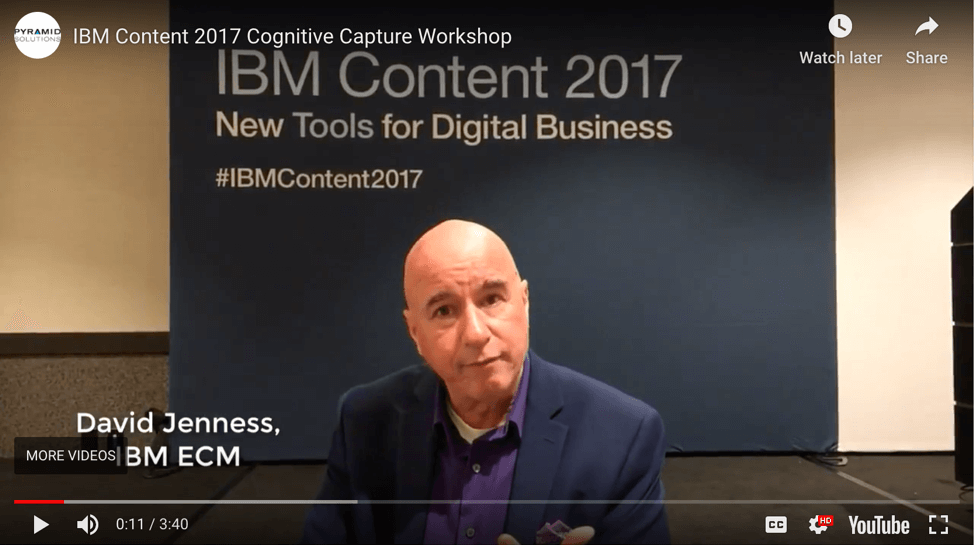 How to Leverage Cognitive Capture to Intelligently Extract Key Process Information