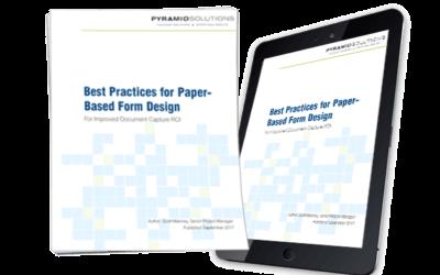 Best Practices for Paper-Based Form Design