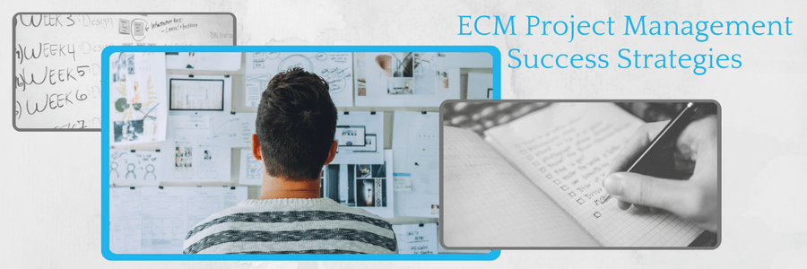 Enterprise Content Management Project Management Success Strategies