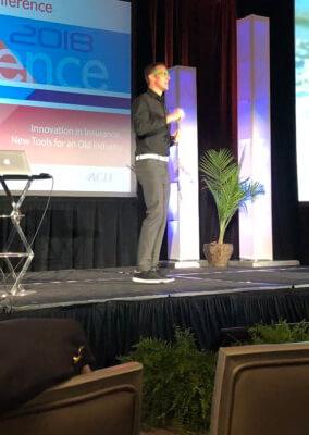 Eric Qualman speaking