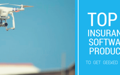 Five Insurance Software Products to Get Geeked About