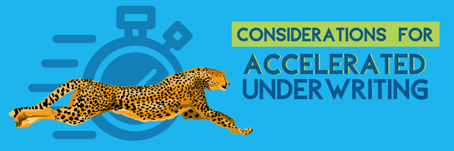 3 Fundamentals to Consider for Your Accelerated Underwriting Solution