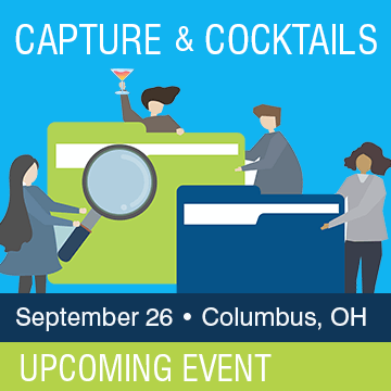 Automation Lunch and Learn: Capture & Cocktails