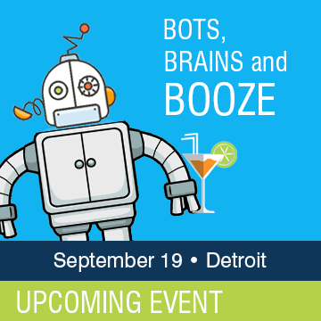 Automation Lunch and Learn: Bots, Brains and Booze