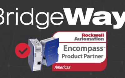 Ethernet to J1939 BridgeWay Gateways Get the Green Light from Rockwell's Encompass Program