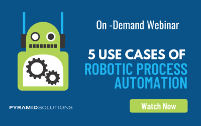 5 RPA Use Cases