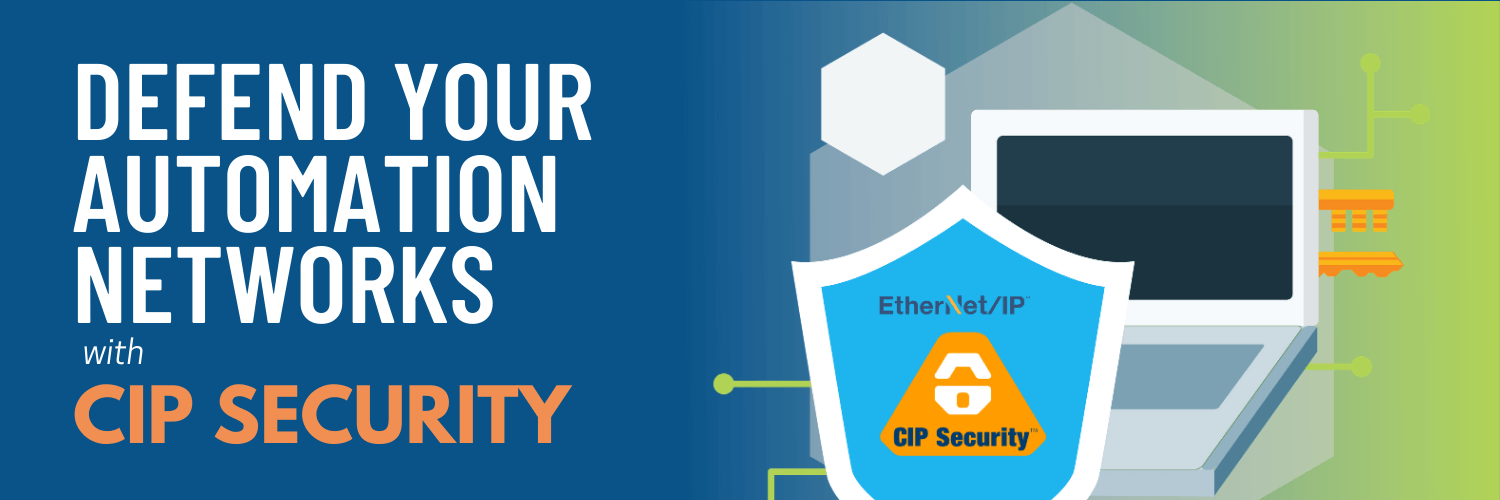 EtherNet/IP CIP Security Webinar