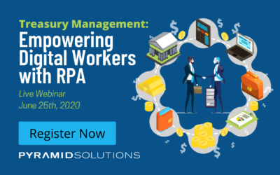 Treasury Management: Empowering Digital Workers with RPA