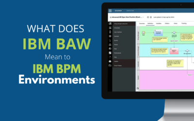 IBM Business Automation Workflow (BAW) for Business Process Management (BPM)