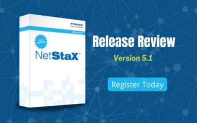 NetStaX V5.1 Release Review