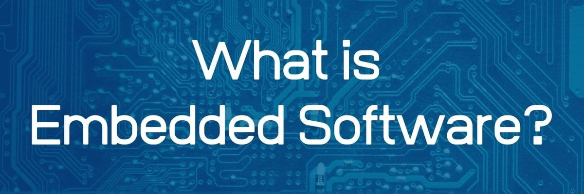 what is embedded software graphic