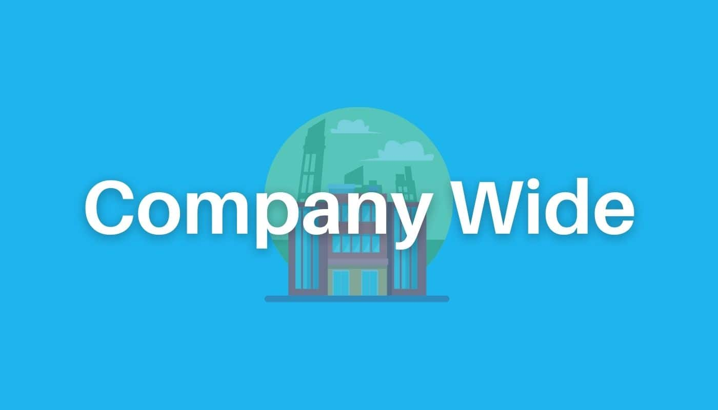 company wide workflow use cases graphic