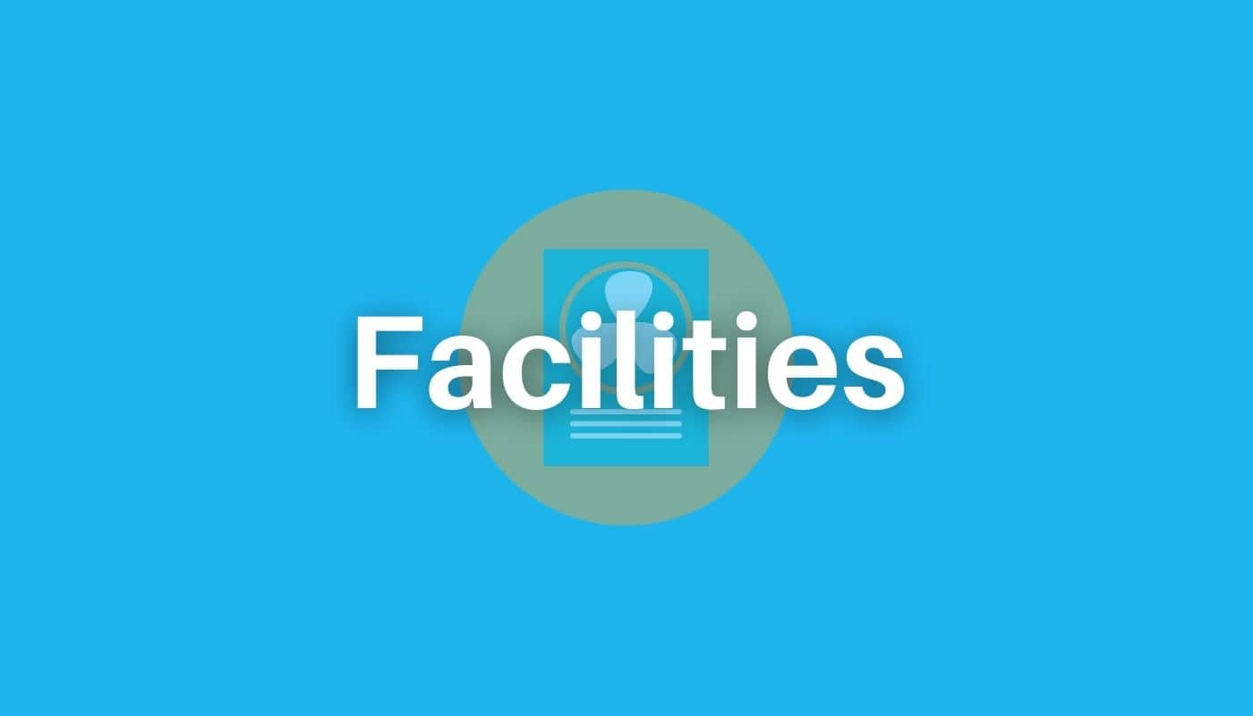 facilities workflow use cases