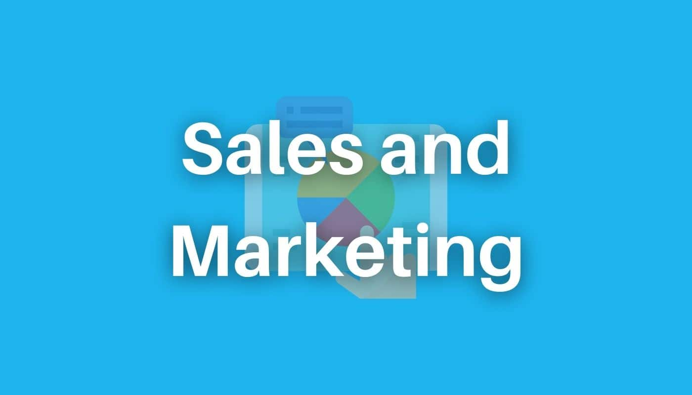 sales and marketing workflow use cases