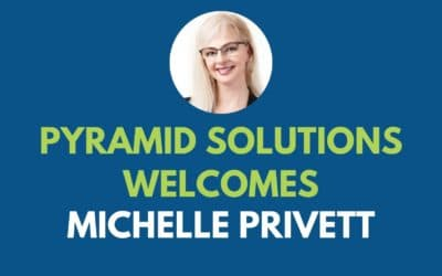 Pyramid Solutions, Inc. welcomes Underwriting Specialist Michelle Privett to the team!