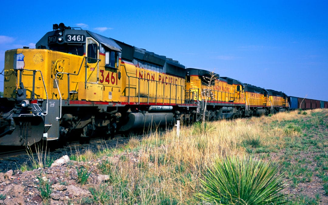American Locomotive Manufacturer Seeks Customizable Remote Monitor and Control Capabilities
