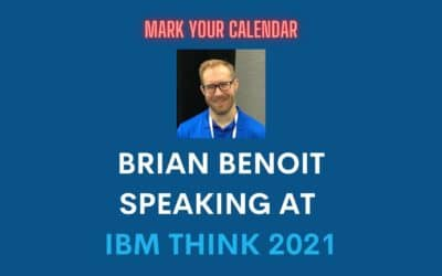 Pyramid Solutions' Own Brian Benoit Is Speaking on Pushing Intelligent Automation Forward at IBM Think 2021