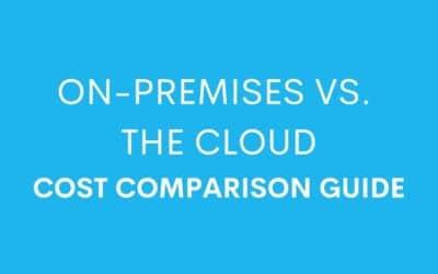 Cloud vs. On-Premises Cost Comparison