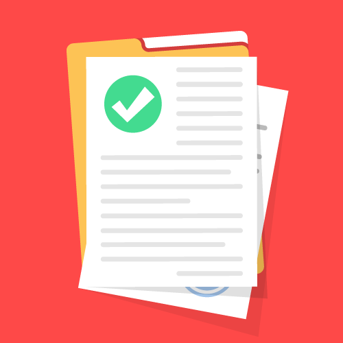 document audit graphic
