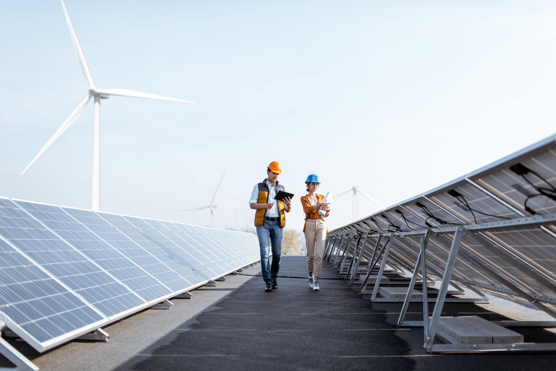 energy windmills image